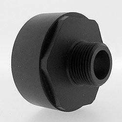 "IBC adapter S60x6 HDPE met 1"" buitendraad"